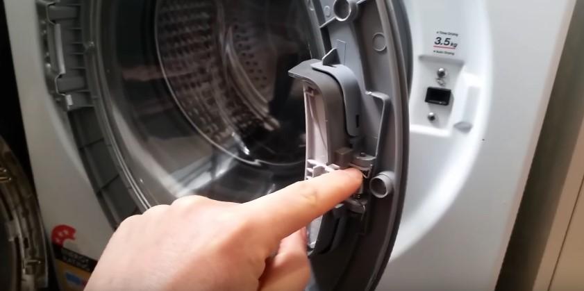 установка люка на стиральную машину самостоятельно