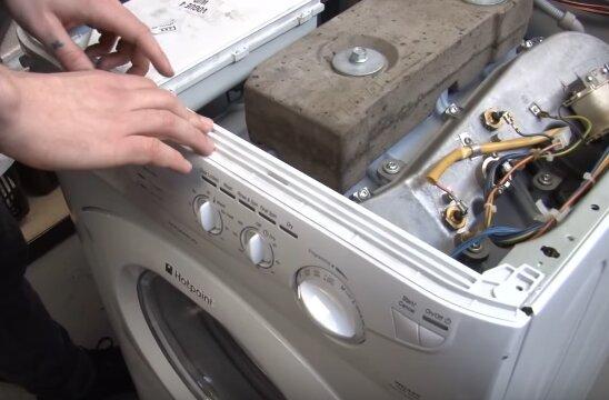 Стиральная машина не заливает воду