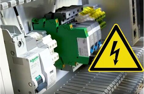 стиральная машинка выбивает пробки